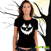 Scary Face T-shirt
